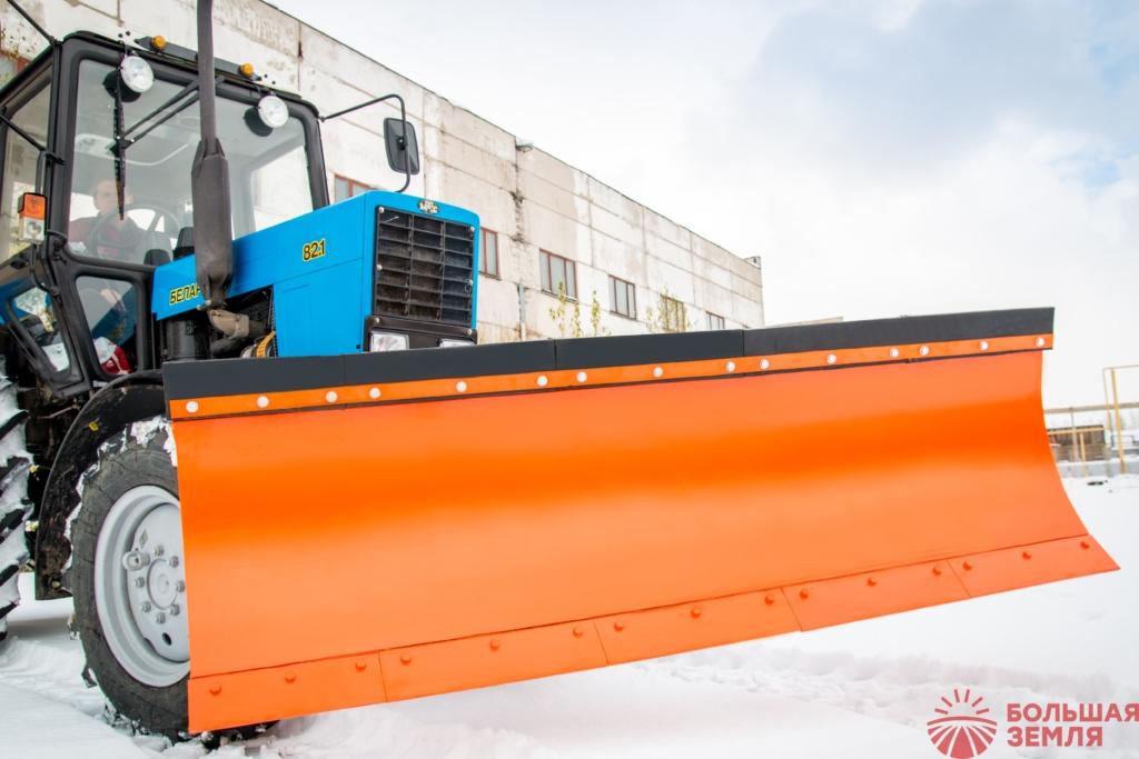 Составить график уборки снега