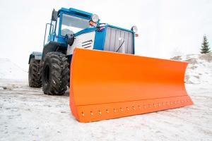 Отвал бульдозерный гидроповоротный к трактору ОрТЗ-150К