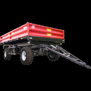 Прицеп тракторный самосвальный Бизон 2ПТС