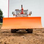 Отвал бульдозерный гидроповоротный к трактору ХТЗ-150К