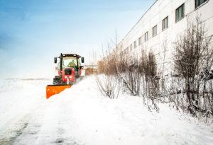 Отвал универсальный к трактору Беларус 1822/2022